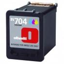 Cartridge Olivetti B0629 - cyan/magenta/yellow, azurová/purpurová/žlutá inkoustová náplň do tiskárny
