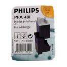Cartridge Philips PFA 401 - black, černá inkoustová náplň do tiskárny