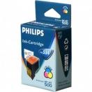 Cartridge Philips PFA 531 - black, černá inkoustová náplň do tiskárny