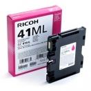 Cartridge Ricoh 405767 - magenta, purpurová gelová náplň do tiskárny