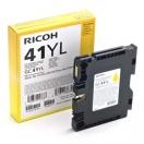 Cartridge Ricoh 405768 - yellow, žlutá gelová náplň do tiskárny