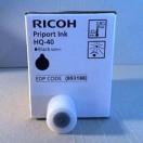 Cartridge Ricoh 817225 - black, černá inkoustová náplň do tiskárny