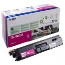 Toner Brother TN-900M - magenta, purpurová tonerová náplň do laserové tiskárny