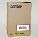 Toner Develop 4053 5050 00 yellow - žlutá laserová náplň do tiskárny