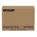 Toner Develop 4827000076 - black, černá tonerová náplň do laserové tiskárny