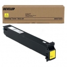 Toner Develop A0D72D3 yellow - žlutá laserová náplň do tiskárny