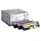 Toner Konica Minolta A00W012 cyan/magenta/yellow - azurová/ purpurová/ žlutá laserová náplň do tiskárny