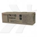 Toner Kyocera Mita TK110 black - černá laserová náplň do tiskárny