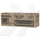 Toner Kyocera Mita TK130 black- černá laserová náplň do tiskárny
