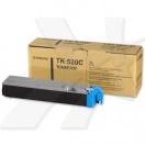 Toner Kyocera Mita TK520C cyan - azurová laserová náplň do tiskárny