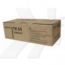 Toner Kyocera Mita TK55 black - černá laserová náplň do tiskárny