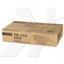 Toner Kyocera Mita TK710 black - černá laserová náplň do tiskárny
