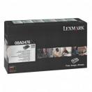 Toner Lexmark 08A0476 black - černá laserová náplň do tiskárny