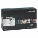 Toner Lexmark 12A7300 black - černá laserová náplň do tiskárny