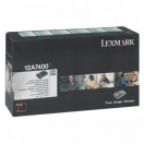 Toner Lexmark 12A7400 black - černá laserová náplň do tiskárny
