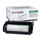 Toner Lexmark 12A7460 black - černá laserová náplň do tiskárny