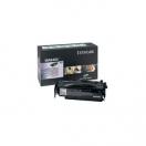 Toner Lexmark 12A8425 black - černá laserová náplň do tiskárny