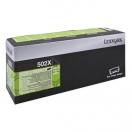 Toner Lexmark 50F2X00 black - černá laserová náplň do tiskárny