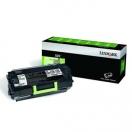 Toner Lexmark 52D2000 - black, černá tonerová náplň do laserové tiskárny