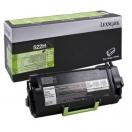 Toner Lexmark 52D2H00 - black, černá tonerová náplň do laserové tiskárny