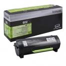 Toner Lexmark 60F2000 - black, černá tonerová náplň do laserové tiskárny