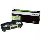 Toner Lexmark 60F2H00 - black, černá tonerová náplň do laserové tiskárny