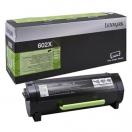 Toner Lexmark 60F2X00 - black, černá tonerová náplň do laserové tiskárny
