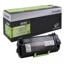 Toner Lexmark 62D2H00 - black, černá tonerová náplň do laserové tiskárny