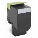 Toner Lexmark 70C20K0 - black, černá tonerová náplň do laserové tiskárny