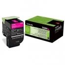 Toner Lexmark 70C20M0 - magenta, purpurová tonerová náplň do laserové tiskárny