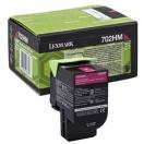 Toner Lexmark 70C2HM0 - magenta, purpurová tonerová náplň do laserové tiskárny
