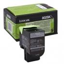 Toner Lexmark 80C2SK0 - black, černá tonerová náplň do laserové tiskárny