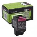 Toner Lexmark 80C2SM0 - magenta, purpurová tonerová náplň do laserové tiskárny
