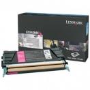 Toner Lexmark C5342MX magenta - purpurová laserová náplň do tiskárny