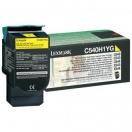 Toner Lexmark C540H1YG yellow - žlutá laserová náplň do tiskárny