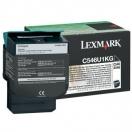 Toner Lexmark C546U1KG black - černá laserová náplň do tiskárny