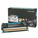Toner Lexmark C736H1CG cyan - azurová laserová náplň do tiskárny