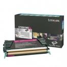 Toner Lexmark C736H1MG magenta - purpurová laserová náplň do tiskárny