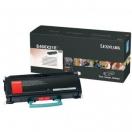 Toner Lexmark E460X21E black - černá laserová náplň do tiskárny