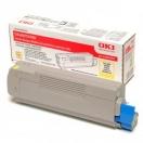 Toner OKI 43381905 yellow - žlutá laserová náplň do tiskárny
