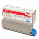 Toner OKI 43381907 cyan - azurová laserová náplň do tiskárny