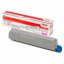 Toner OKI 43487710 magenta - purpurová laserová náplň do tiskárny