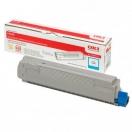 Toner OKI 43487711 cyan - azurová laserová náplň do tiskárny