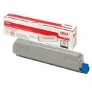 Toner OKI 43487712 black - černá laserová náplň do tiskárny
