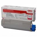 Toner OKI 43865722 magenta - purpurová laserová náplň do tiskárny