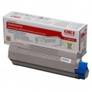 Toner OKI 43872305 yellow - žlutá laserová náplň do tiskárny