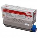 Toner OKI 43872306 magenta - purpurová laserová náplň do tiskárny