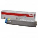 Toner OKI 44036021 yellow - žlutá laserová náplň do tiskárny