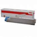 Toner OKI 44036023 cyan - azurová laserová náplň do tiskárny
