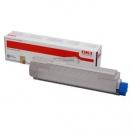 Toner OKI 44059168 black - černá laserová náplň do tiskárny